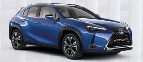Lexus UX 250H Hybrid Executive