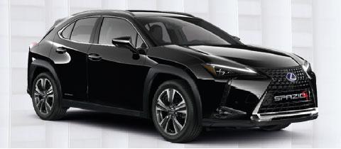 Lexus UX 250H Hybrid Luxury