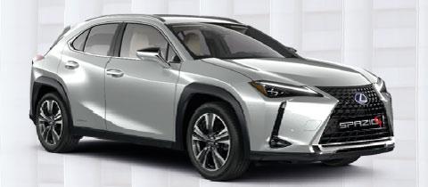 Lexus UX 250H Hybrid Premium