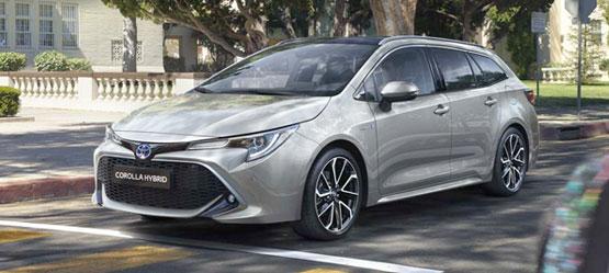 Nuova Corolla Hybrid Touring