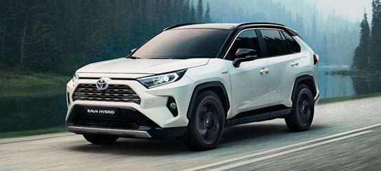 Toyota Rav 4 Hybrid