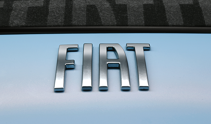 Nuovo Logo Fiat