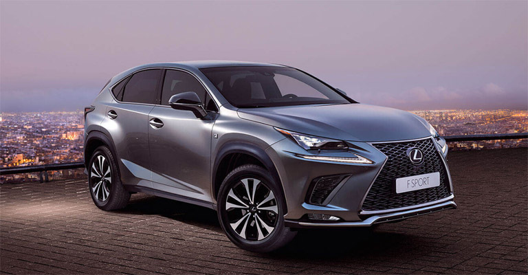 Lexus NX km 0 tua a <strong>35950 €</strong> incluso passaggio di proprietà con adesione al piano <strong>Ecology System</strong>