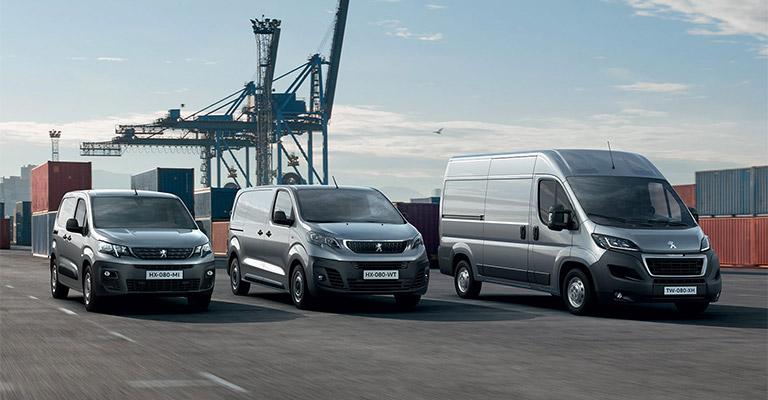 Veicoli Commerciali Peugeot da <strong>149€ al mese</strong> + IVA! Scoprili da Spazio!