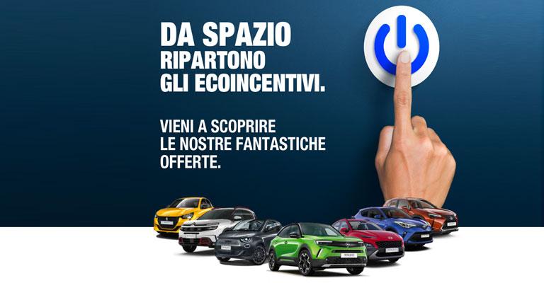 Incentivi Spazio Torino Agosto 2021