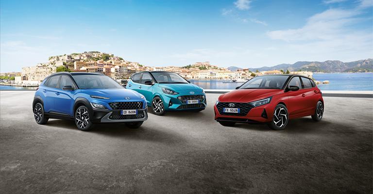 Gamma Hyundai da <strong>99€</strong>al mese! Solo ad Ottobre da Spazio6!