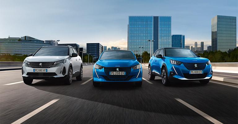 Gamma Peugeot da <strong>199€</strong> al mese, ad Ottobre da Spazio3!